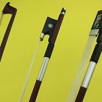1 pc New Professional Violin Bow ebony frog 4/4 size very nice, Violin Parts