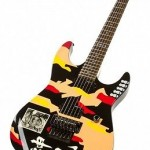 "LTD ""GL-200K"" LTD LYNCH MOB George Lynch model From JAPAN Free shipping"