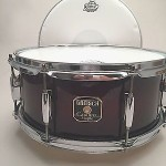 GRETSCH CATALINA MAPLE 6X14 SNR CHERRY BURST NEW NVR USED FREE Vntg LUDWIG ROCKE