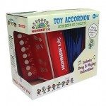 Hohner Kids UC102R Musical Toy Accordion Effect HOHNER