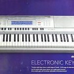 Casio WK-210 Electronic Piano Keyboard WITH STAND and Adapter 76-Key