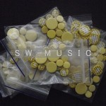 Excellence 5 set clarinet pads 85 pcs good material