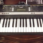 Yamaha psr-e243 61-Key Portable Keyboard natural sounding voices