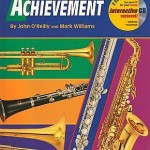 Accent On Achievement B Clarinet Book 1 with Interactive CD