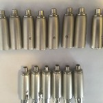 Lot 9 Female XLR 3 Pin to Male RCA and 6 Male XLR 3 Pin to Male RCA Good Cond.