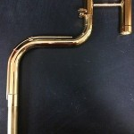 NEW YAMAHA YBB 104/105TUBA MARCHING LEADPIPE
