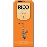 Rico Tenor Saxophone Reeds, Box of 25 Strength 2