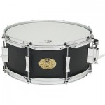 Pork Pie Little Squealer Snare Drum 14 x 6 Flat Black