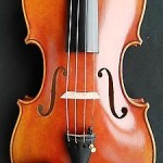 Nice Quality Antique Oil Vanish Violin 4/4 Hand made European Wood M9002#
