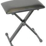 NEW GK STANDARD SIZE KEYBOARD BENCH AND DELUXE STAND PACKAGE - GREAT GIFT IDEA!