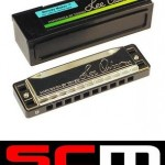 BRAND NEW LEE OSKAR MELODY MAKER DIATONIC HARP A HARMONICA 10 HOLE 20 REED 1910
