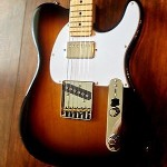 NEW G&L USA ASAT Classic Bluesboy Tobacco Sunburst Electric Guitar W/Case