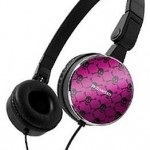 Zumreed SFit Skull Graphics Headphones