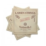 Larsen 'Soloist' Cello A & D String (Each One String / Medium) / Free Shipping