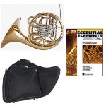 Band Directors Choice Double French Horn In F/Bb Essential Elements Pack