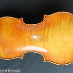 Quality Flamed Maple Back & Spruce Top Hand Made Violin 4/4 European Wood M9006#