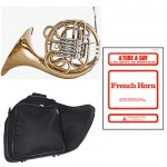 Band Directors Choice Double French Horn In F/Bb  - A Tune A Day Pack