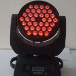 New 36X10W RGBW 4IN1 LED Moving Head Wash Light - USA Seller