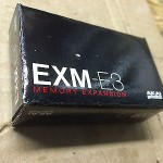 AKAI EXM E3 EXM-E3 original 192 MEG memory card for  MPC 5000  //ARMENS//