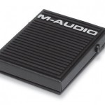 M-Audio SP-1 Compact Electronic Keyboard SUSTAIN PEDAL