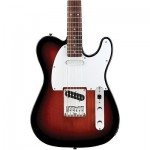 Squier Affinity Series Telecaster Brown Sunburst Rosewood Fingerboard