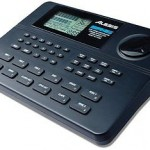 Alesis SR16 Drum Machine  2 Footswitch 233 sounds 12 velocity  pads Brand New