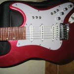 Stratocaster Vietnamese Vong Co Electric Guitar -