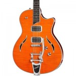 Taylor T3/B Semi-Hollowbody with Bigsby Electric Guitar Orange