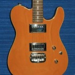 SALE !! NEW G&L TRIBUTE ASAT DELUXE, BUTTERSCOTCH BLONDE, SWAMP ASH, FREE SHIP