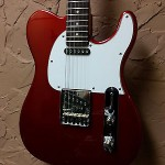 G&L TRIBUTE ASAT CLASSIC THE NEW IMPROVED TELECASTER BY LEO FENDER USA PICKUPS!