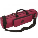 New High Quality Trumpet Gig Bag Case Nylon Padded Rose Red