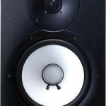Yamaha Open Box HS80M Studio Reference Monitor Speaker