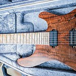 MAYONES Misha mansoor Regius Custom shop!Free shipping Walnut