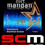 5 sets 9-46 GAUGE CURT MANGAN BOUTIQUE FUSION MATCHED ELECTRIC GUITAR STRINGS