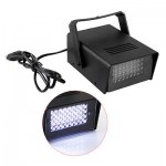 Mini 24 LED Bulb Strobe Light DJ Disco Stage Party Club Lighting Flash Effect