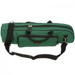 New Professional Green Convenient lightweight Padded Nylon Trumpet Bag Soft Case