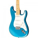 Fender Standard Stratocaster Electric Guitar Lake Placid Blue Maple Fretboard