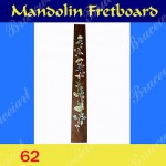 Mandolin Part - Rosewood Fretboard w/MOP Art Inlay (G-62)